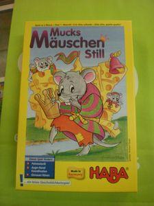 Mucks Mäuschen Still