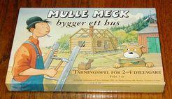 Mulle Meck: bygger ett hus