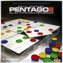 Multiplayer Pentago