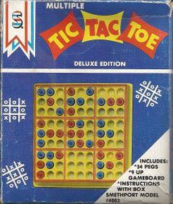 Multiple Tic Tac Toe