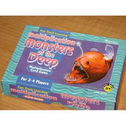 Multiplication Monsters of the Deep