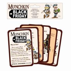 Munchkin: Black Friday Pack
