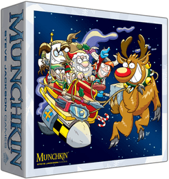 Munchkin Christmas Monster Box