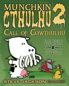 Munchkin Cthulhu 2: Call of Cowthulhu