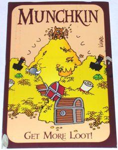 Munchkin Get More Loot! Promotional Postcard