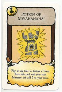 Munchkin Panic: Potion of Mwahahaha! Promo Card