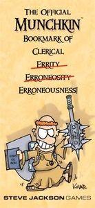 Munchkin Promotional Bookmarks