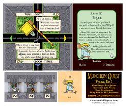 Munchkin Quest: Promo Set 1