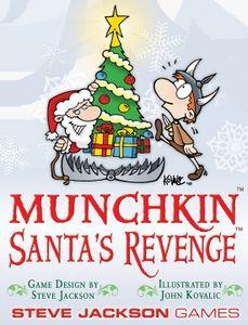 Munchkin Santa's Revenge