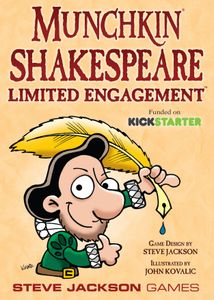 Munchkin Shakespeare: Limited Engagement