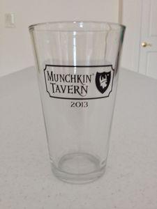 Munchkin Tavern Pint Glass