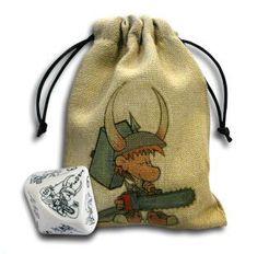 Munchkin Wicked Dice & Bag