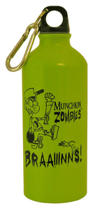 Munchkin Zombies Water Bottle