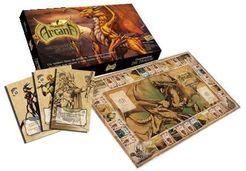 Mundo Arcana: Conquistadores del Dragon