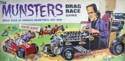 Munsters Drag Race Game
