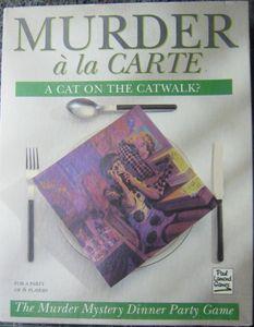 Murder à la Carte: A Cat on the Catwalk