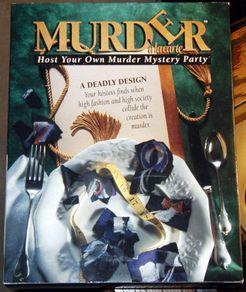 Murder à la carte: A Deadly Design