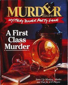 Murder à la carte: A First Class Murder