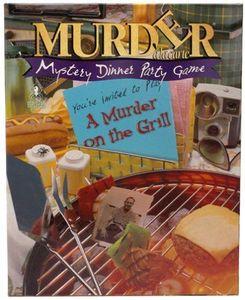 Murder à la carte: A Murder on the Grill