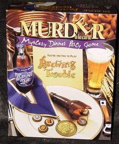 Murder à la carte: Brewing Trouble