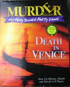 Murder à la carte: Death in Venice
