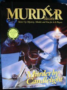 Murder à la carte: Murder by Candlelight