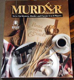Murder à la carte: Pasta, Passion & Pistols