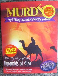 Murder à la carte: Pyramids of Giza