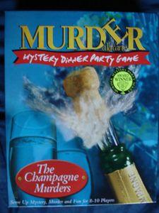Murder à la carte: The Champagne Murders