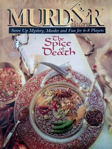 Murder à la carte: The Spice of Death