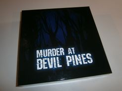 Murder at Devil Pines