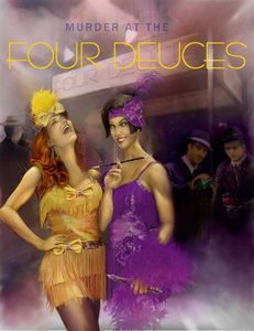 Murder at the Four Deuces 2