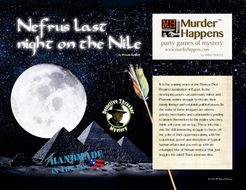 Murder Happens: Nefru's last night on the Nile