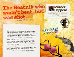 Murder Happens: The Beatnik Who Wasn't Beat, but was Shot