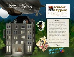 Murder Happens: The Lilly Mystery