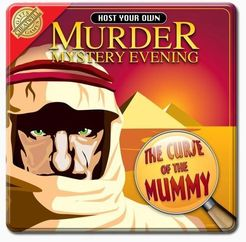 Murder Mystery Evening: The Curse of the Mummy