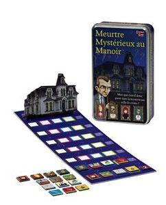 Murder Mystery Mansion Travel
