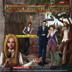 Murder! Mystery! Mastermind!