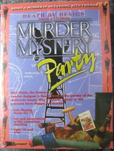 Murder Mystery Party: Death by design