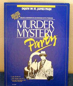 Murder Mystery Party: Death in St James' Park