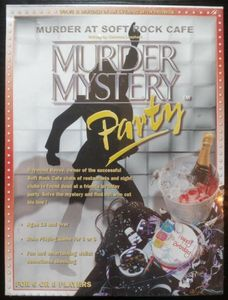 Murder Mystery Party: Murder at Soft Rock Cafe