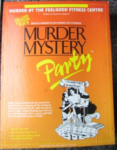 Murder Mystery Party: Murder at the Feelgood Fitness Centre