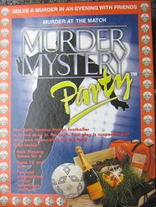 Murder Mystery Party: Murder at the Match