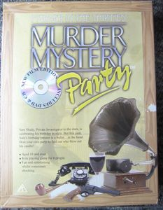 Murder Mystery Party: Murder in the Thirties
