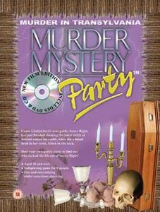 Murder Mystery Party: Murder in Transylvania