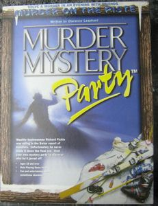 Murder Mystery Party: Murder on the Piste