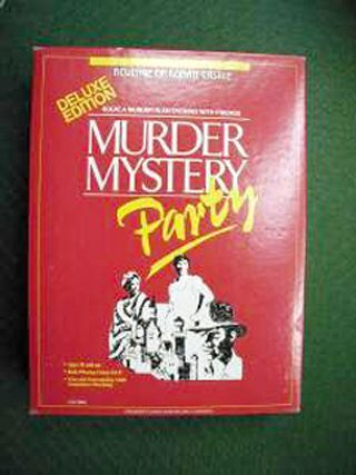 Murder Mystery Party: Revenge of Konan Castle