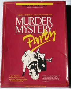 Murder Mystery Party: When an Angel Dies