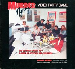 Murder Mystery Video Party Game