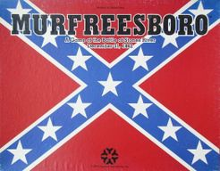 Murfreesboro: A Game of the Battle of Stones River